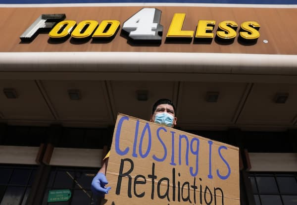 Kroger shouldn't close stores to avoid paying it