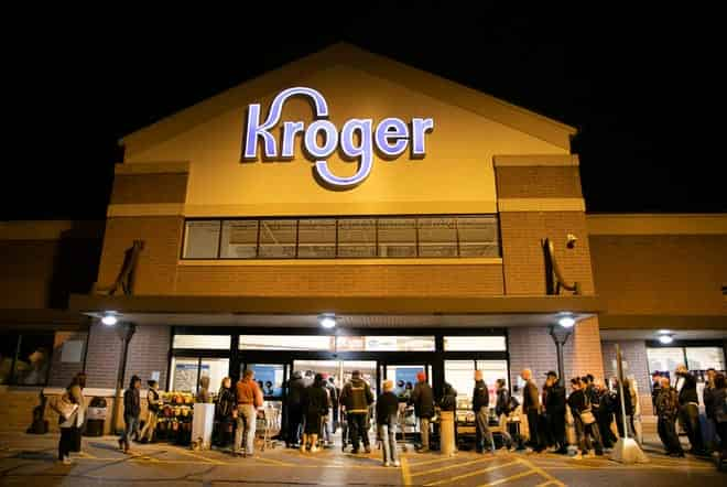 Kroger advises customers of a data breach affecting pharmacy and Little Clinic