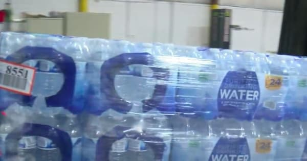 Kroger donates 4,750 water cases to flood victims in Eastern Kentucky